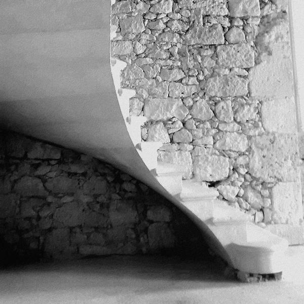 escalier Valence dAgen paillasse 1