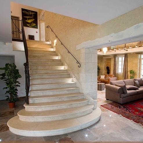escalier lectoure