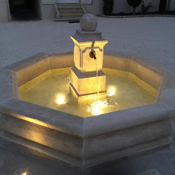 fontaine Nérac