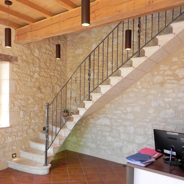 Escalier Monfort